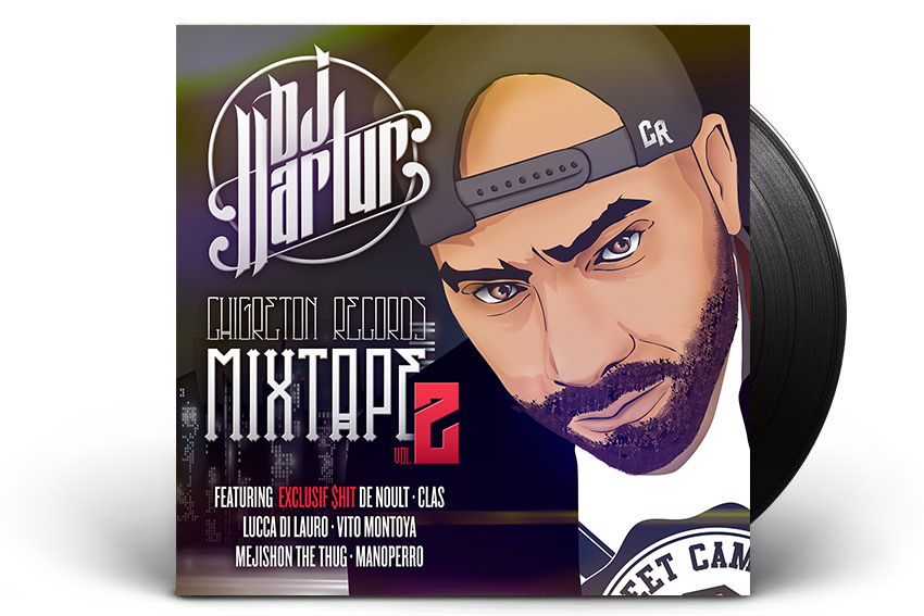 DJ Hartur The Mixtape vol 2