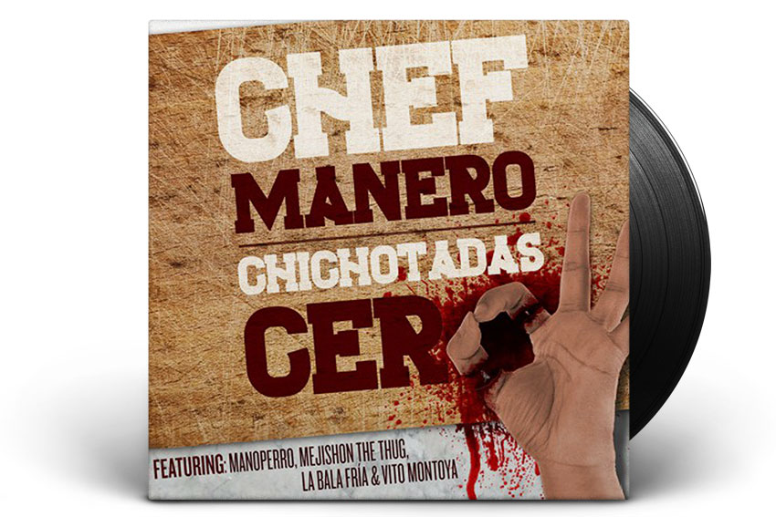 chef manero chichotadas cero