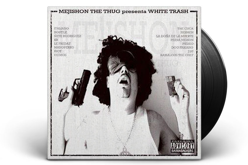 mejishon the thig white trash