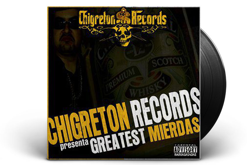 Chigreton records greatest mierdas