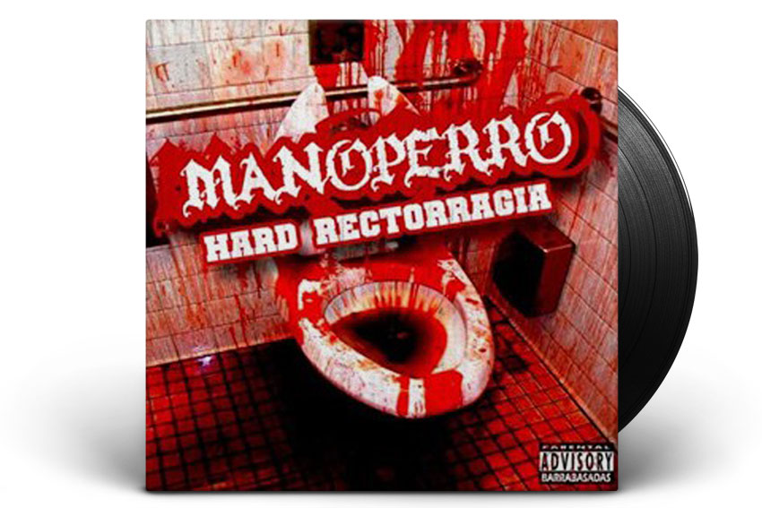 manoperro hard rectorragia
