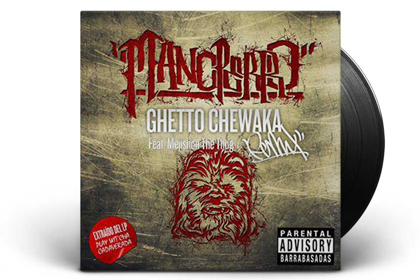 manoperro ghetto chewaka remix