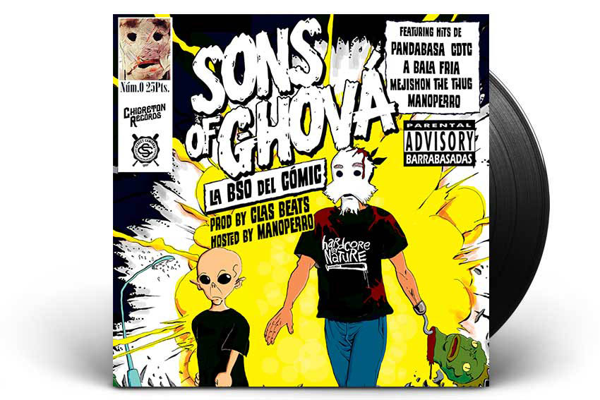 Manoperro Sons Of G-Hova